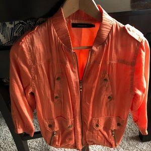Arden B Jackets & Coats - Arden B. Orange Lightweight jacket XS Cute 🍊